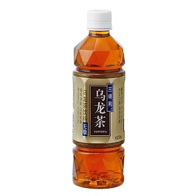 三得利 乌龙茶 500ml  无糖
