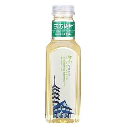 农夫山泉 东方树叶绿茶 500ml