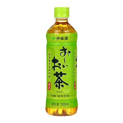 原味绿茶(无糖)