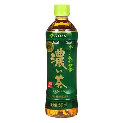 浓味绿茶(无糖)