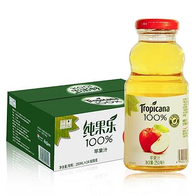 100苹果汁
