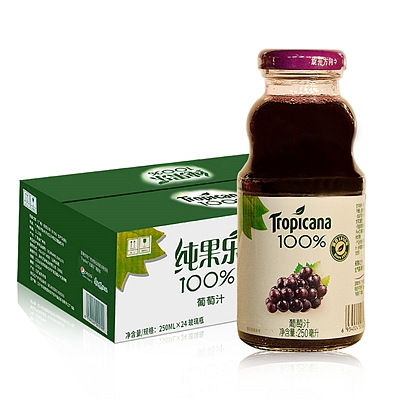 100葡萄汁