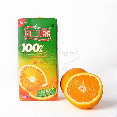 100%橙汁量贩装