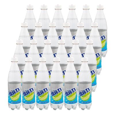 雪菲力 盐汽水量贩 600ml*24瓶  柠檬味