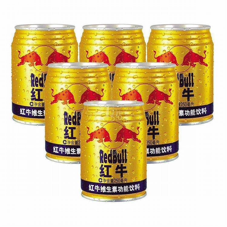 红牛 维生素功能饮料 250ml*24
