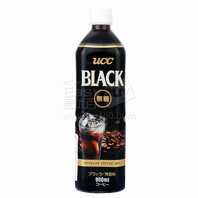 UCC无糖黑咖啡饮料