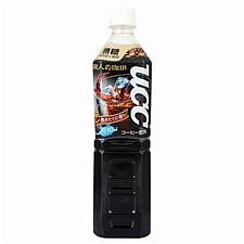 悠诗诗 UCC职人无糖黑咖啡饮料 930ml*12瓶/箱