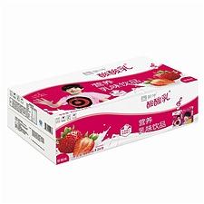 蒙牛 酸酸乳 250ml*20  草莓