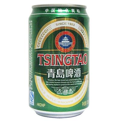 青岛 啤酒 330ml×24罐