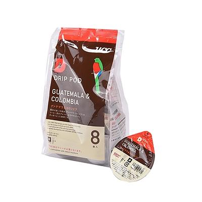 悠诗诗 UCC咖啡胶囊 7.5g*8粒/袋  危地马拉/哥伦比亚