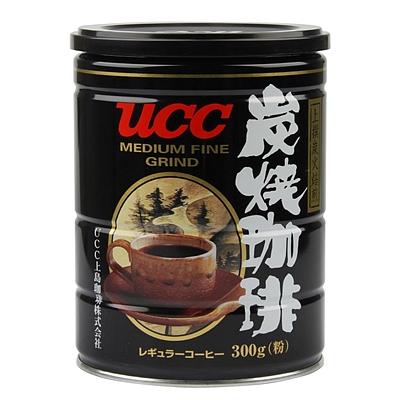 悠诗诗 炭烧焙炒咖啡粉 300g
