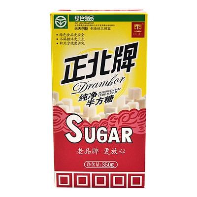 正北 纯净半方糖 350g