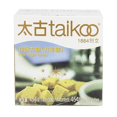 太古 甘香方糖(方形糖) 454g(100粒)