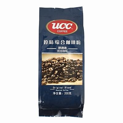 悠诗诗 UCC原味综合咖啡粉(15版) 200g