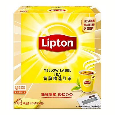 立顿 精选茶  红茶