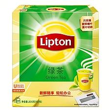 立顿 精选茶  绿茶