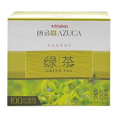 太古 唐品绿茶 2g*100片