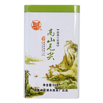 凯溪 高山毛尖绿茶 50g