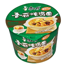 康师傅 香菇炖鸡面 104g