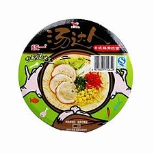 统一 汤达人拉面 130g  日式豚骨拉面