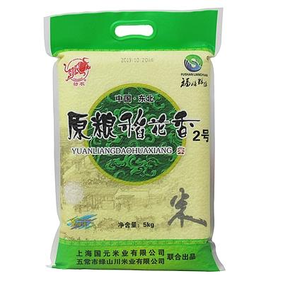 劲农 东北五常有机稻花香米(仅限江浙沪地区) 5kg