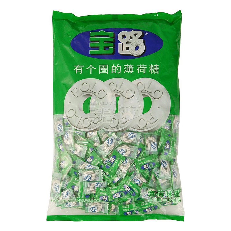 雀巢 宝路薄荷糖 750g