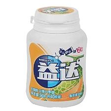 益达 木糖醇无糖口香糖 56g(约40粒装)  香浓蜜瓜味