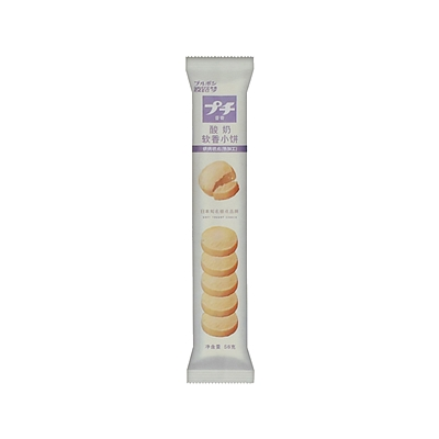 普奇酸奶軟香小餅