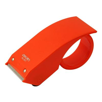 得力 封箱器 (红)  801(48mm)