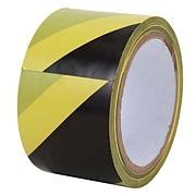 宝冠 警示胶带 (黄黑) 60mm*20Y