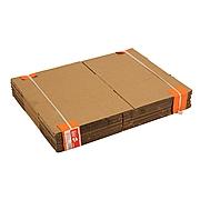 易优百 瓦楞纸板箱 量贩  中号 432*310*244mm
