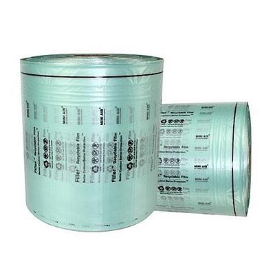 MINI AIR 填充气泡袋 (绿) 200*130mm*1.5c*800m 2卷/箱