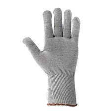 霍尼韦尔 镀铝皮革焊接隔热手套 (银) 10寸 左手  2058699