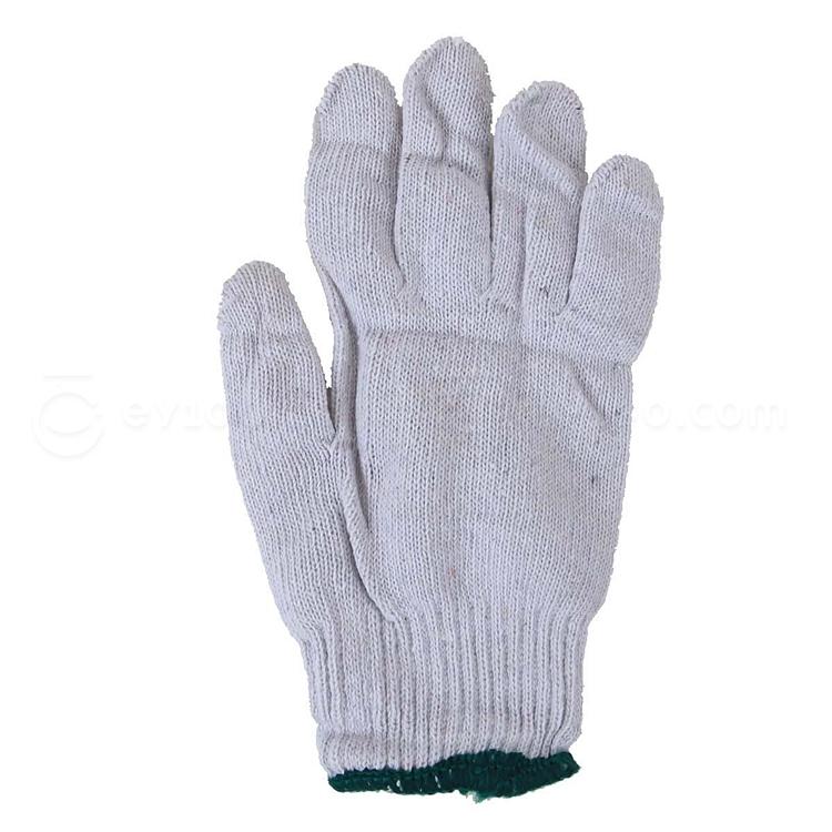 隆发达 本白纱手套 12双/包  500g