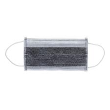 律安 四层活性碳口罩 50只/盒  四层
