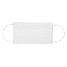 律安 三层一次性无纺布口罩 50只/盒  三层