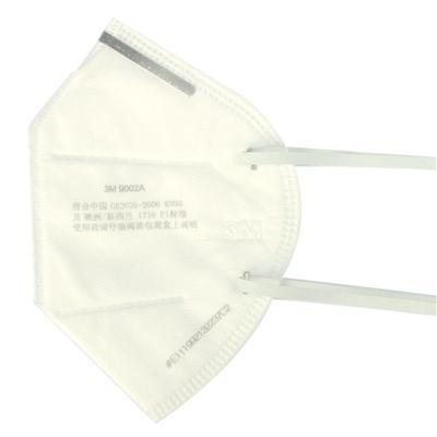 3M 颗粒物防护口罩 (白) 25包/盒  9002