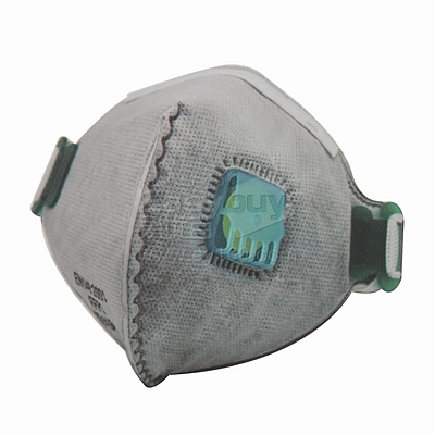 成楷 Ck tech独立装活性炭口罩 (500g) 10只/盒 独立装  5720CVH