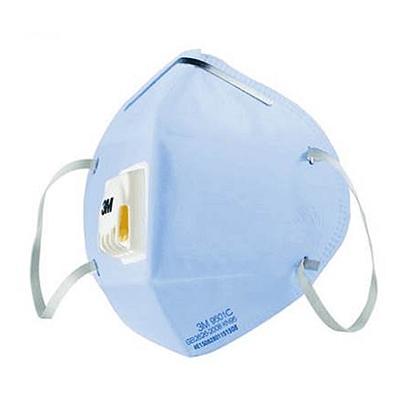 3M颗粒物防护口罩蓝色  9501C