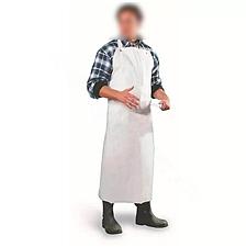 代尔塔 PVC涂层围裙 (白)  405035