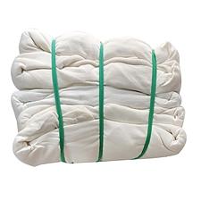 國產 工業抹布 (白) 10kg/包
