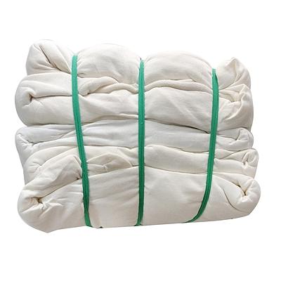 国产 工业抹布 (白) 10kg/包