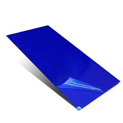 护善 粘尘地垫 (蓝) 30张/本 10本/盒  45*90cm