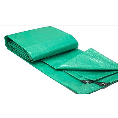 国产 遮阳防雨篷布 (绿) 6*8m