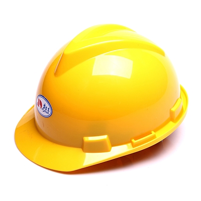 安吉安 安全帽 (黄)  20型