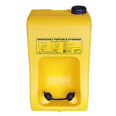 西斯贝尔 便携式洗眼器A型 16加仑/60升  WG6000A