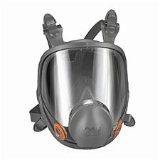 3M 全面型防护面罩 中号  6800