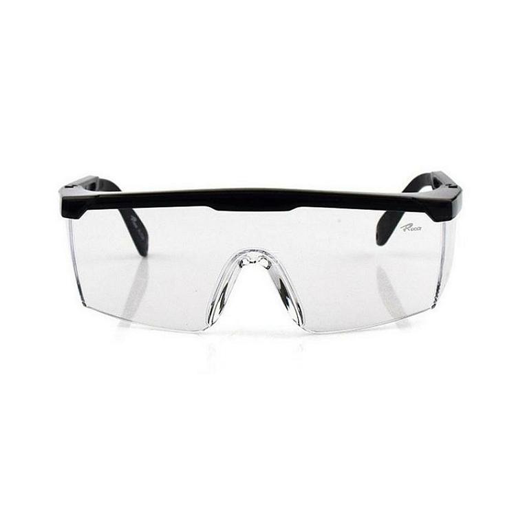 羅卡 防護鏡(防霧款) (黑框)  AL026