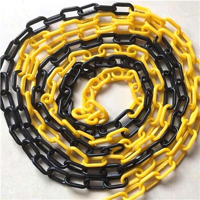 护善 路锥链条 (黄黑) 25m