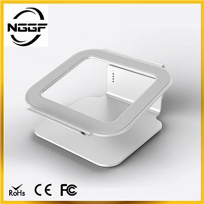 NGGF 铝合金笔记本电脑支架 护颈椎可升降式 金属底座散热器  MX06